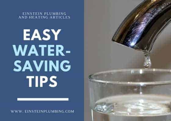 Water-Saving Tips