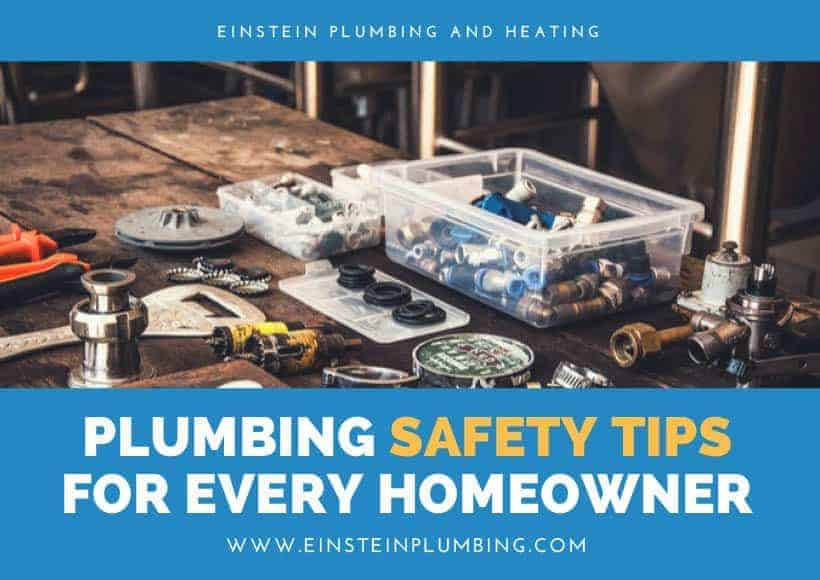 Plumbing Safety Tips