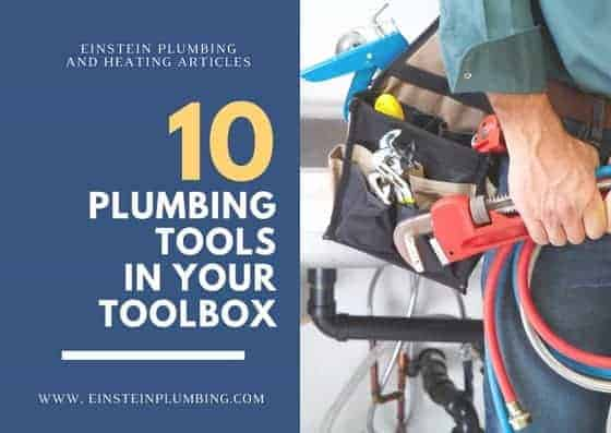 Plumbing Tools You Need in Your Toolbox
