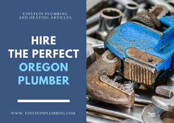 Oregon plumber
