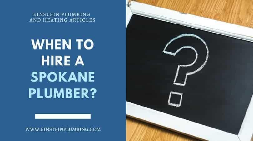 spokane plumber