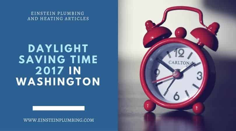 daylight savings in washington