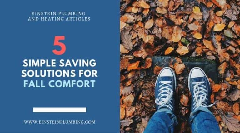 fall comfort