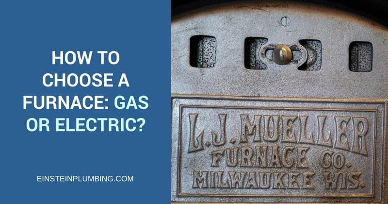 gas or electric furnace
