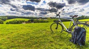 daylight savings time bike around