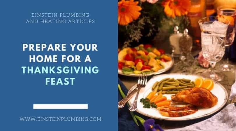 prepare your home for a thanksgiving feast