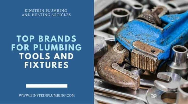 Top Brands for Plumbing Tools and Fixtures