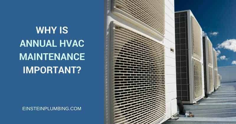 annual hvac maintanence