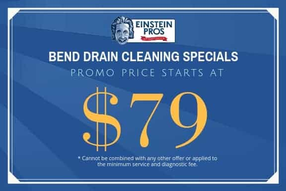 bend drain cleaning specials coupon