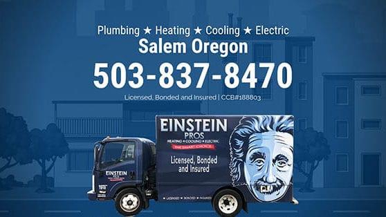 Salem Oregon Plumbing Hvac Company Einstein Pros Salem