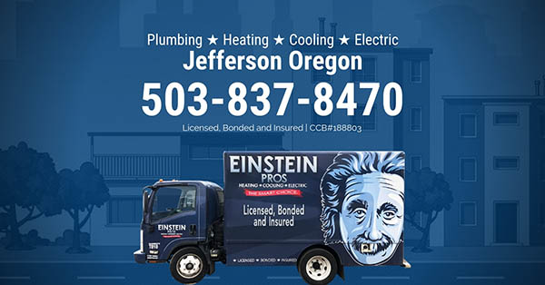 jefferson oregon plumbing heating cooling electric