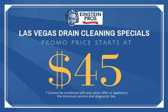 las vegas drain cleaning specials coupon
