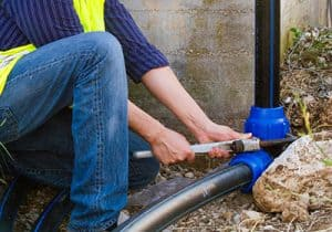 sewer line mainlines services