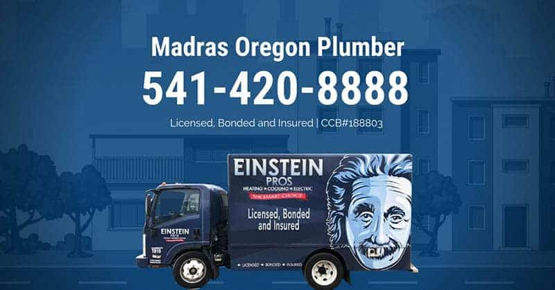 madras plumber services