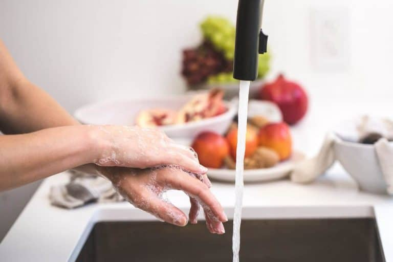saving water in home