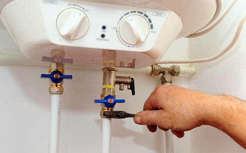 portland water heaters service