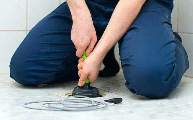 redmond drain cleaning services