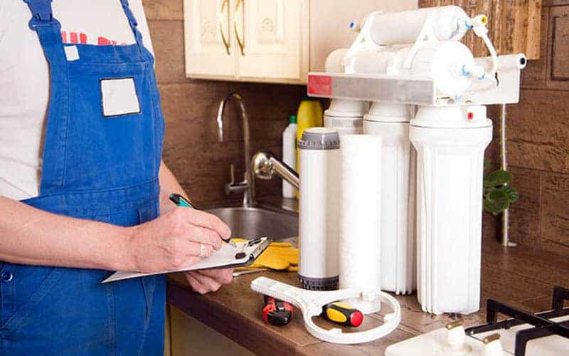 redmond water filtration