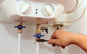 redmond water heater services