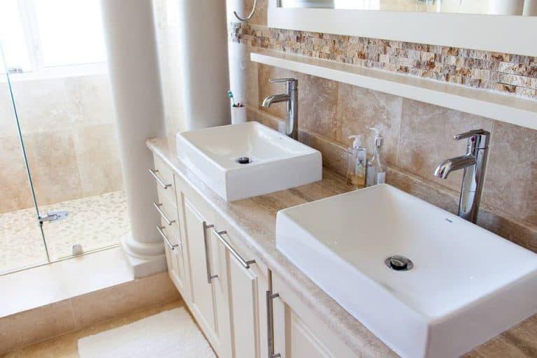 Bathroom Sink Drain Cleaning