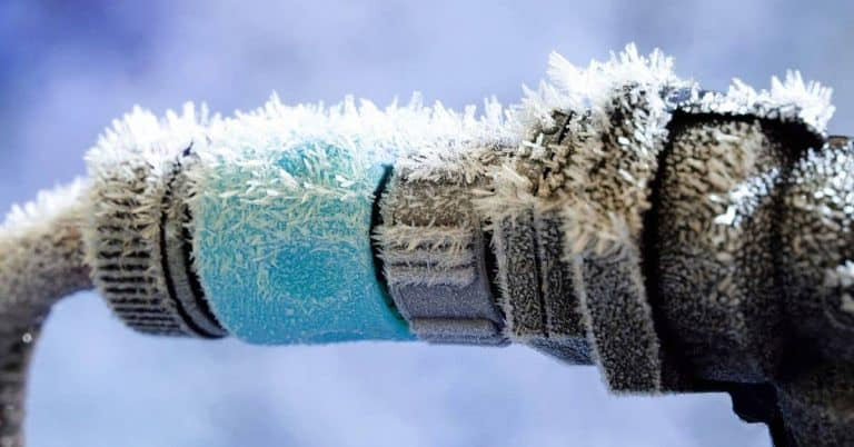 Frozen Pipes Repair Services