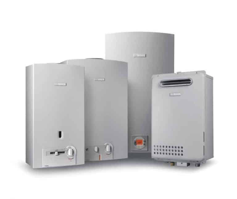 tankless water heater bosch