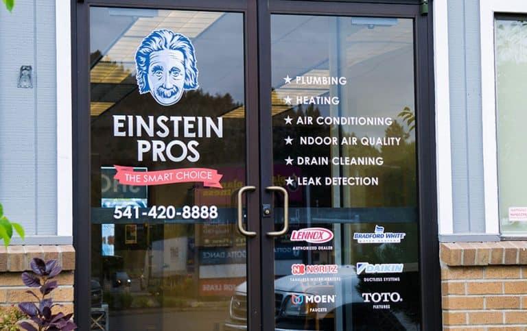 about einstein pros