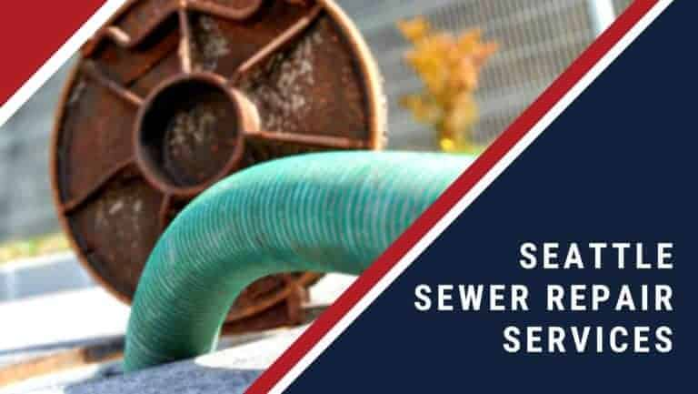 Sewer Repair Services Seattle