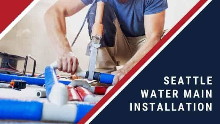 Water Main Installation Seattle