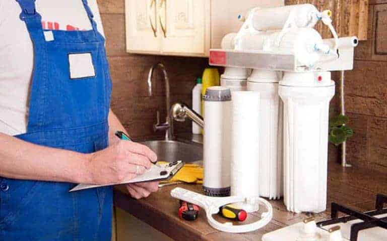 Madras Water Filtration Service