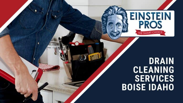 Drain Cleaning Services Boise Idaho