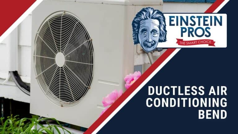 Ductless Air Conditioning Bend