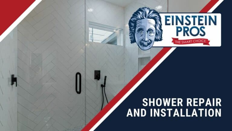 Shower Repair and Installation