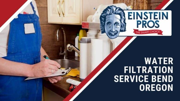 Water Filtration Service Bend Oregon
