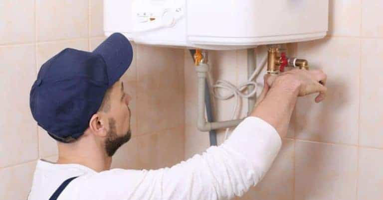 tankless water heater installation services