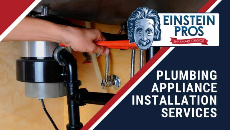 Plumbing Appliance Installation Services Nampa Idaho