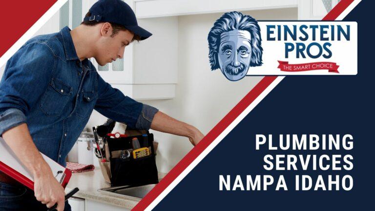 Plumbing Services Nampa Idaho