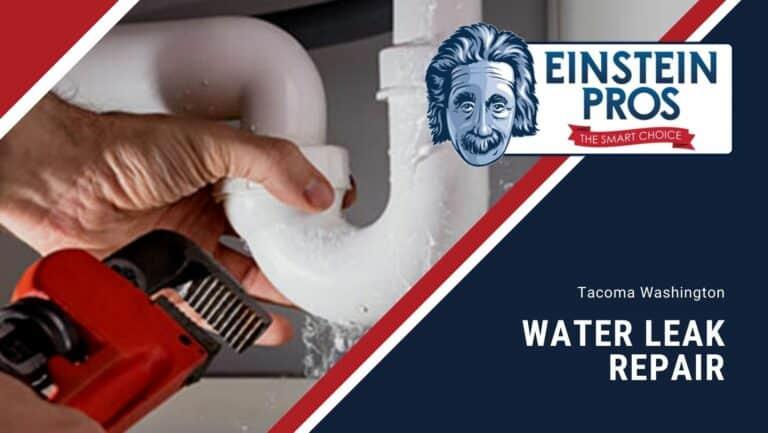 Water Leak Repair tacoma